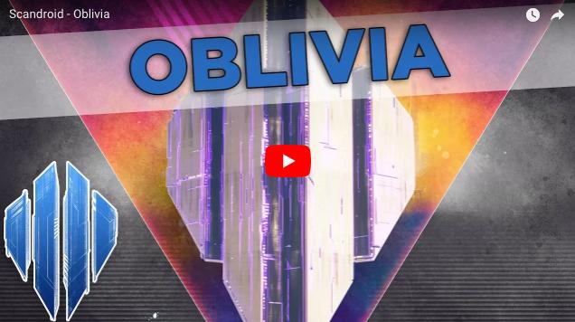 "Scandroid Premieres Instrumental Retro Synth Single, ""Oblivia"""