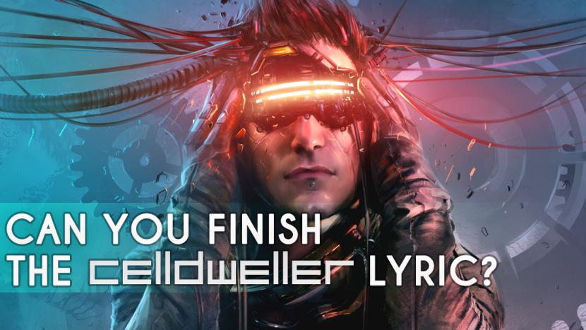 Quiz: Can You Finish The Celldweller Lyric?