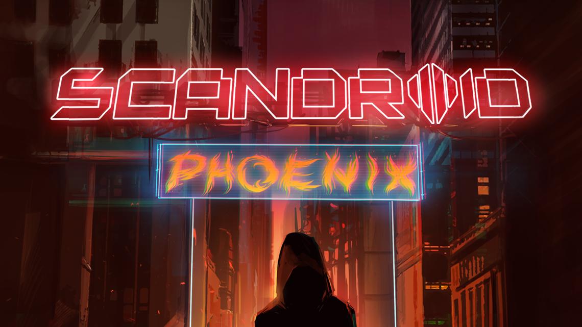 "Scandroid Release ""Phoenix"""