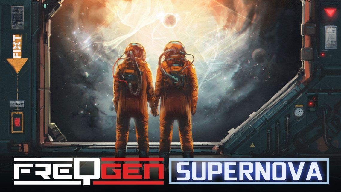 "FreqGen Creates A ""Supernova"""